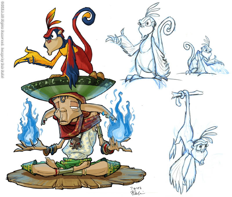 Jak And Daxter Picty 2