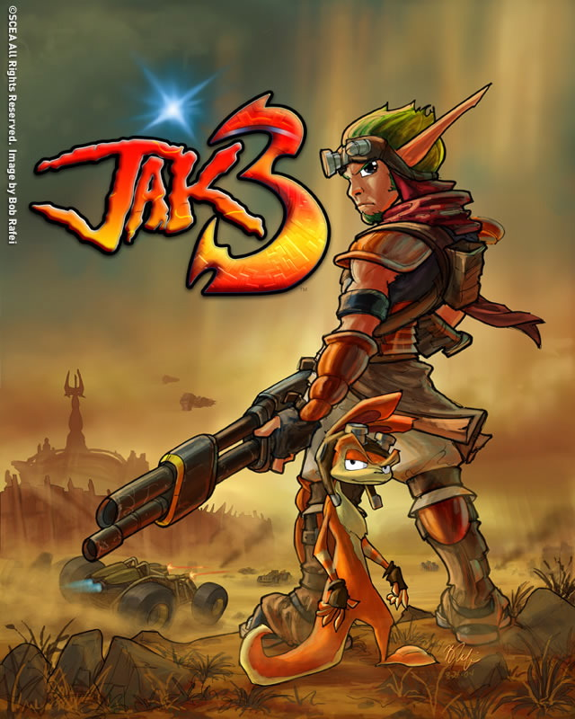 Jak And Daxter Picty 3
